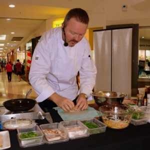 Chef Jason Ford - Kingaroy Shoppingworld