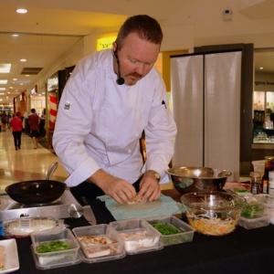 Chef Jason Ford - Kingaroy Shoppingworld