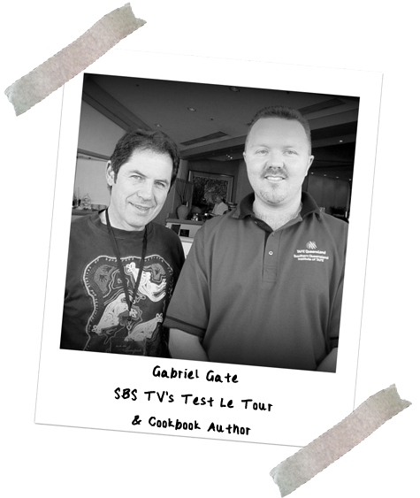 Picture of Gabriel Gaté & Jason Ford