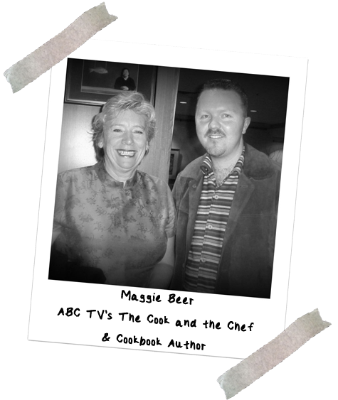 Picture of Maggie Beer & Jason Ford