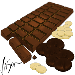 Picture of chocolate