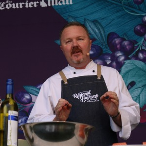 Picture of Chef Jason Ford