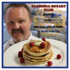 Jason Ford Pancake Square