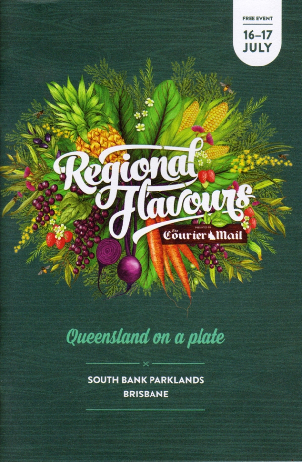 Link to Regional Flavours Event Guide