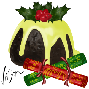 Picture of Plum Pudding