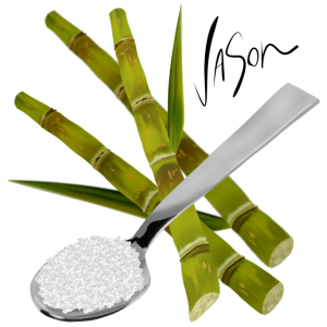 Illustration of sugar