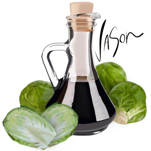 Picturte of Balsamic Brussel Sprouts