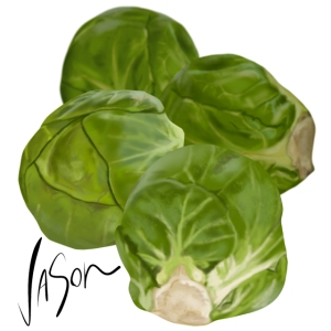Picture of Brussel Sprouts