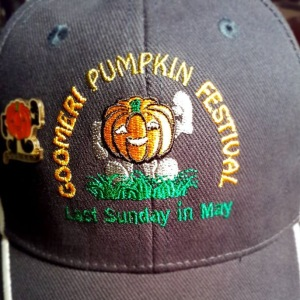 Image of Goomeri Pumpkin Festival hat