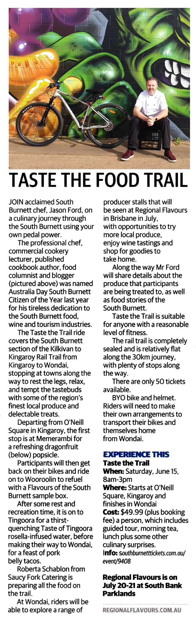 taste The Trail Article