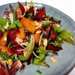 Link to recipe for Green papaya and rosella salad